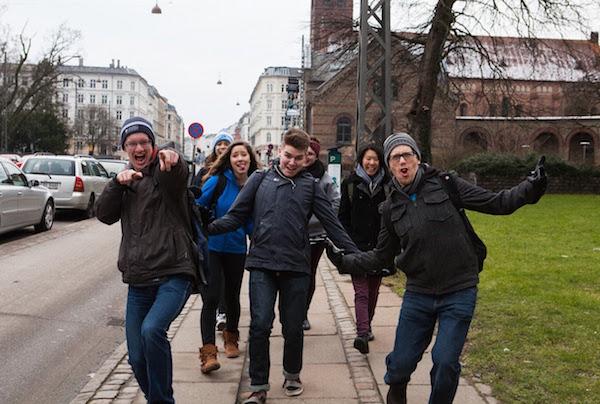 Du plaisir au Danemark