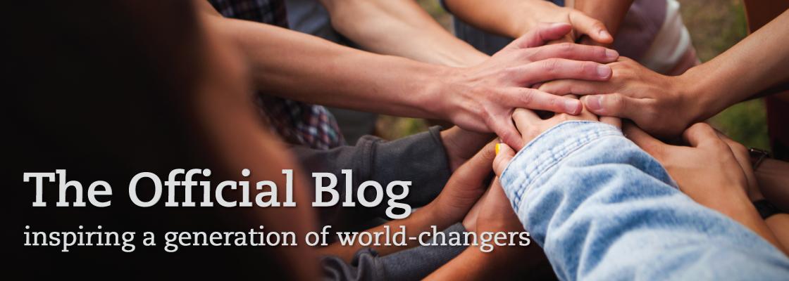 Inspiring a generation of world-changers