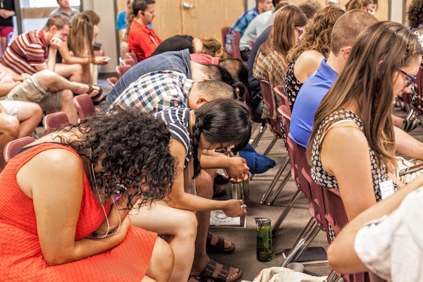 Praying Summer-Gathering-2015-41