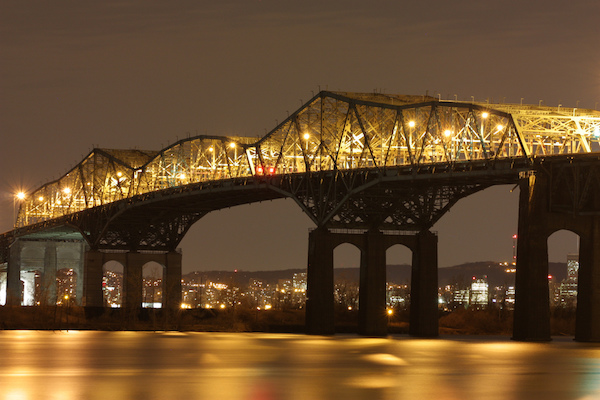 Champlain Bridge by KMo Foto