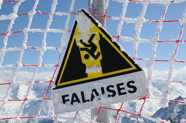 """""""Falaises"""" by Sjoerd van Oosten"""