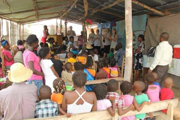 haiti singing
