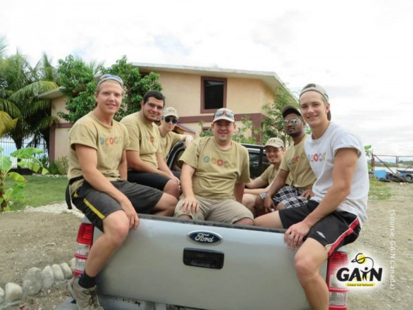 haiti team gain