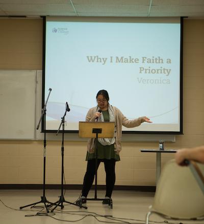 why make faith a priority
