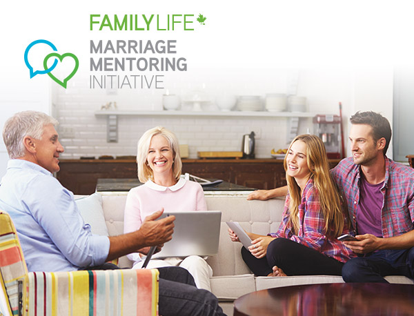FamilyLife Marriage mentoring event.