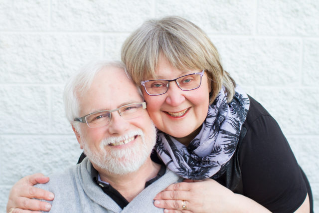 Brad and Silvia Thompson