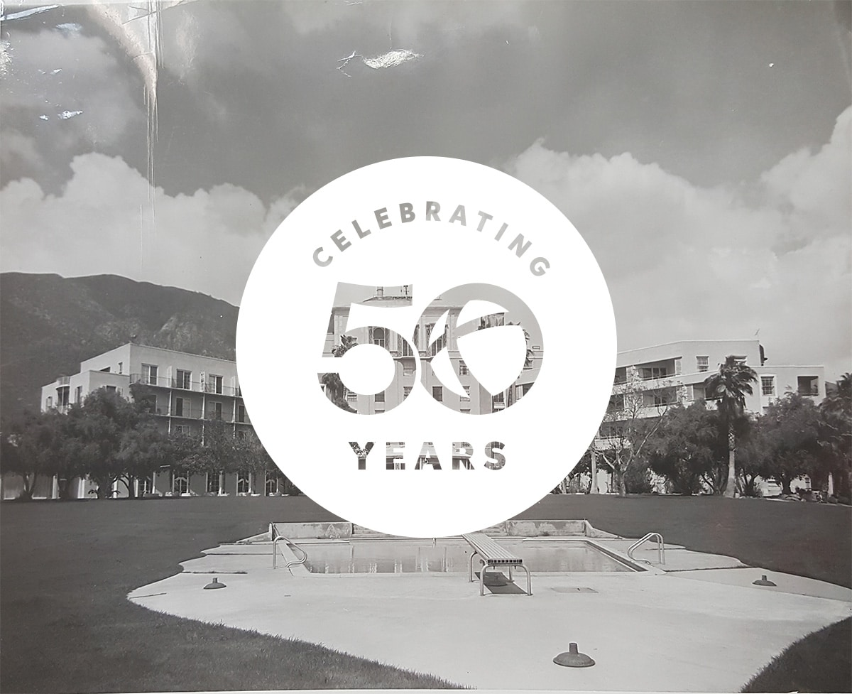 Arrowhead Springs - Celebrating 50 years of Power to Change