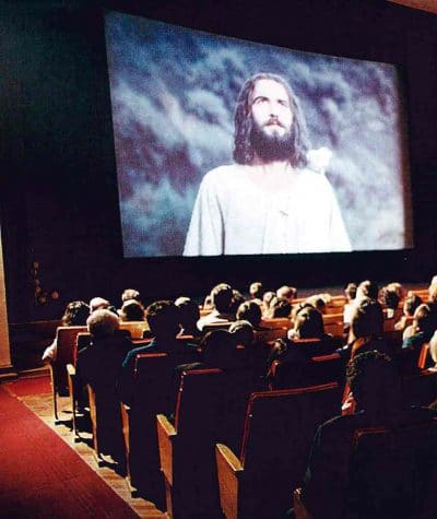 JESUS Film Theatres