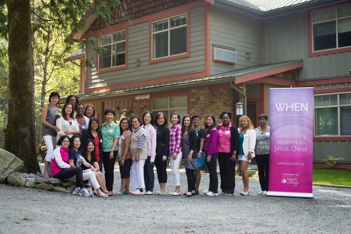 Women's Heart-Engaging Network (WHEN)