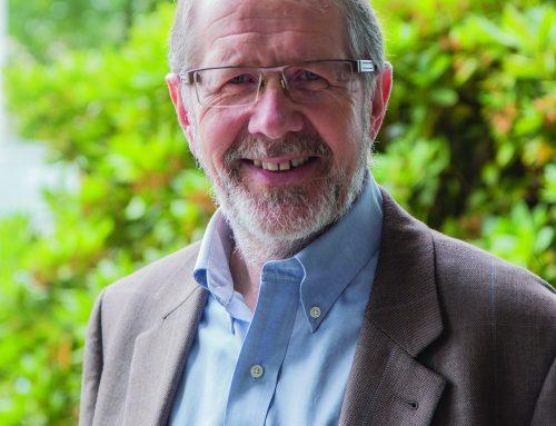 2016 – Rod Bergen Becomes President