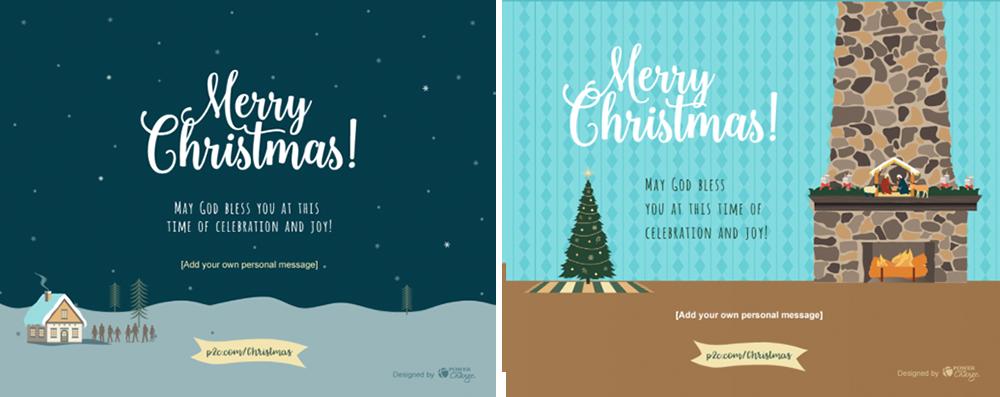 2016 P2C Christmas Ecards