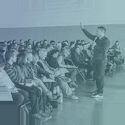 2017 Break Forth Canada Workshops