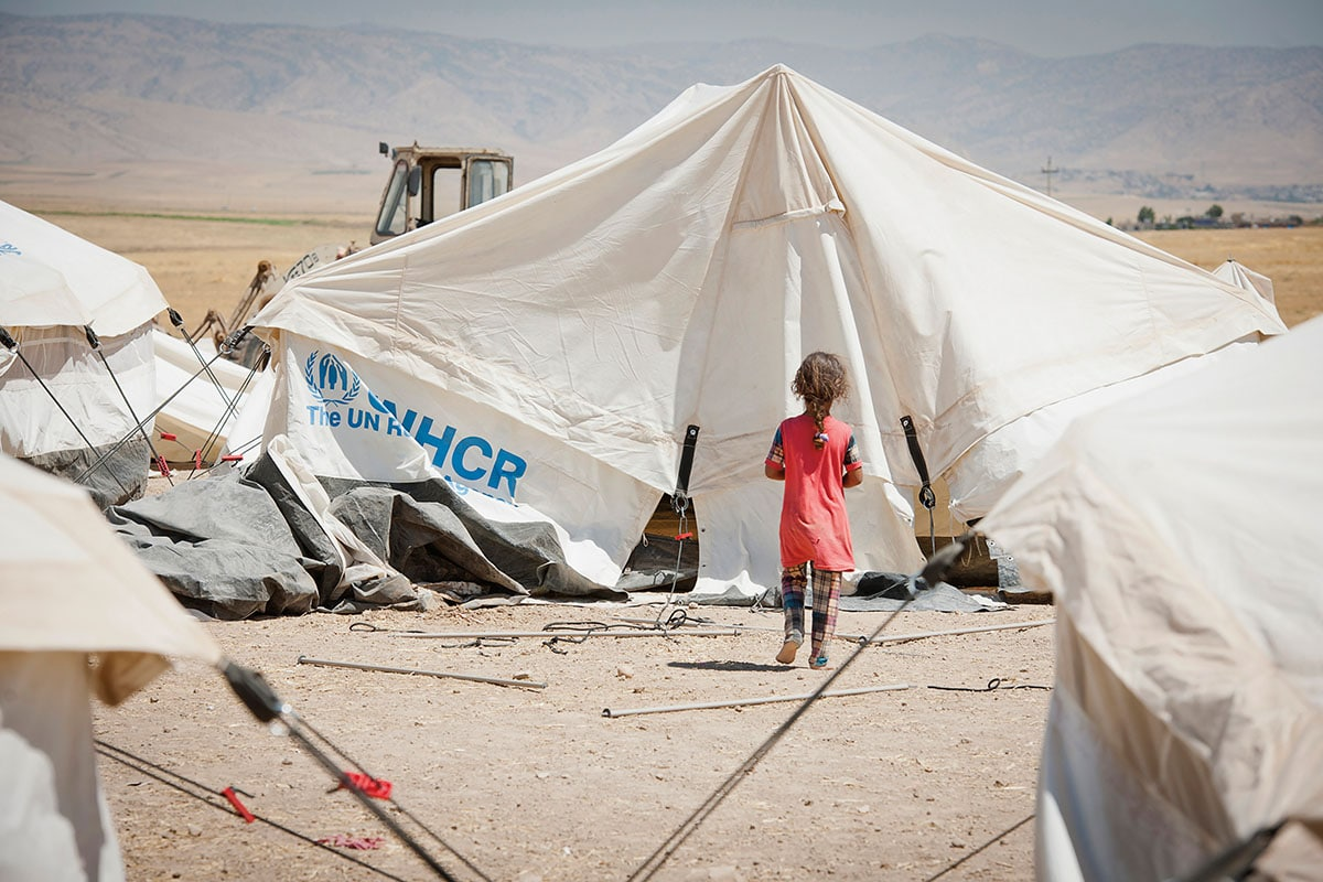 Help Syrians in crisis