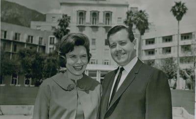 Bill and Vonette Bright