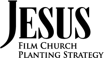 The JESUS Film Church Planting Strategy logo