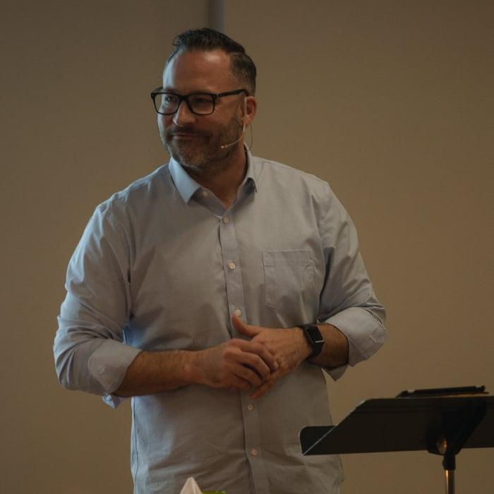Rev. Chad Block